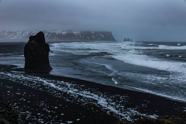 Iceland 2016 From Dyrholaey
