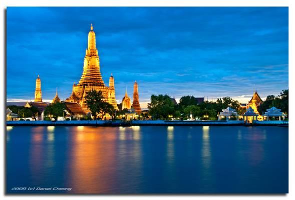 Bangkok & Sunset