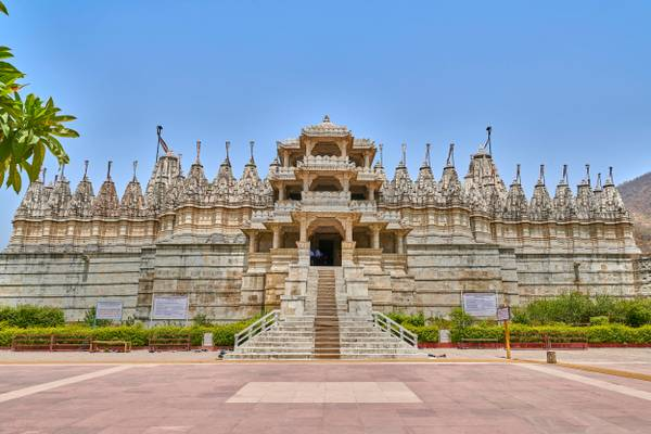Ranakpur Jain Temple - India