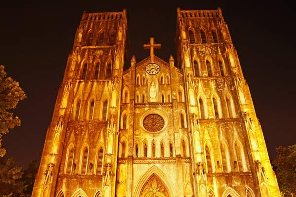 Hanoi - Notre Dame Basilica
