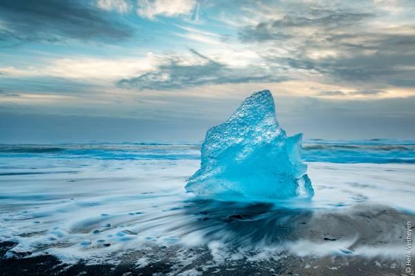 Iceland - Jökulsárlon Ice Beach