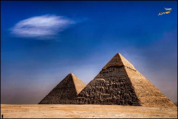 338 - Giza Pyramids