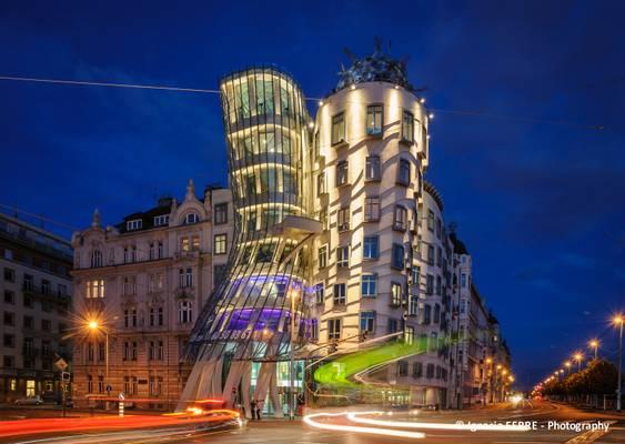 Dancing House, Prague #2