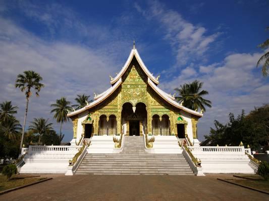Haw Kham (former royal palace), Luang Prabang, Laos