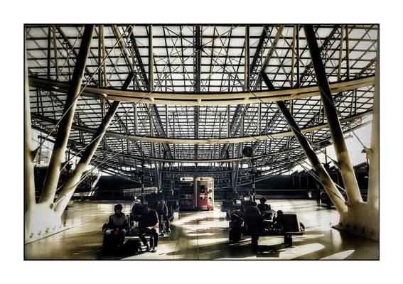 Gare TGV Roissy