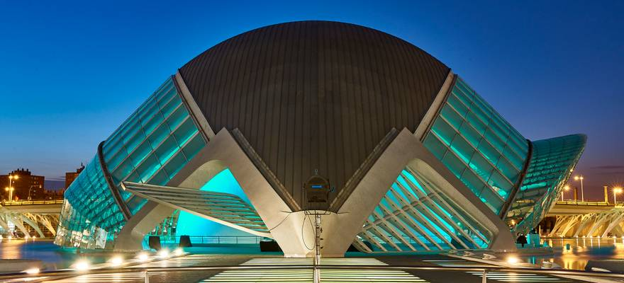 City of Arts and Sciences - Valencia, Spain