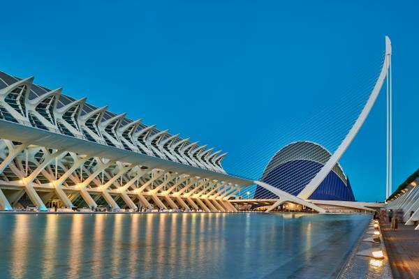 City of Arts and Sciences, Valencia - Spain