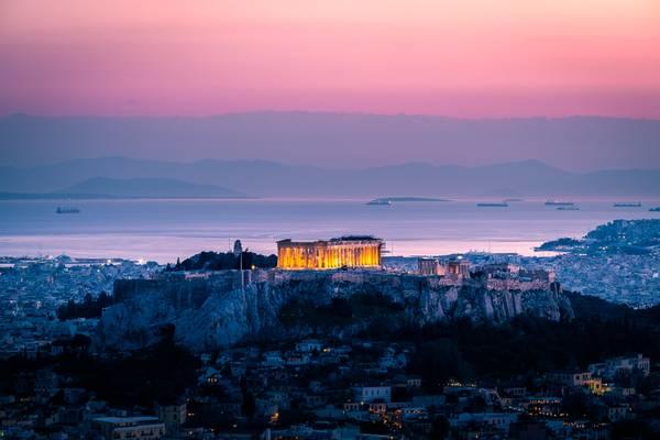 Acropolis - Athens, Greece - Travel photography