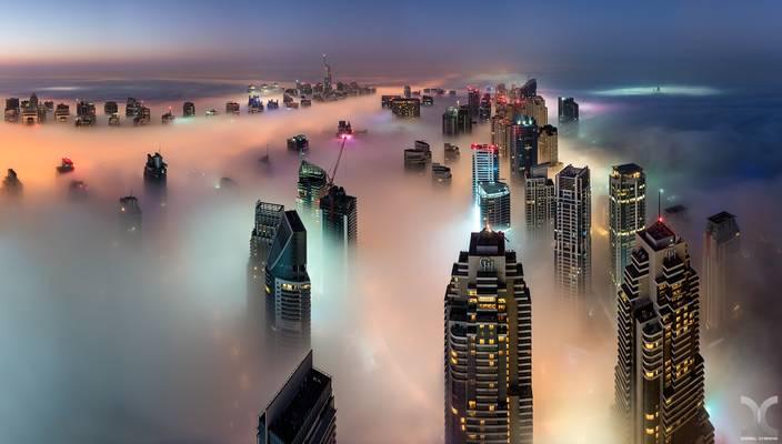 Cryogenic City II