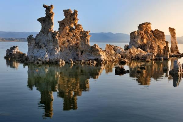 Mono Lake Sunrise - California