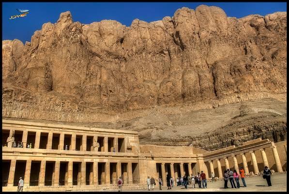 355 - Hathshepsut Temple