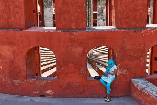 Jantar Mantar, Delhi – India