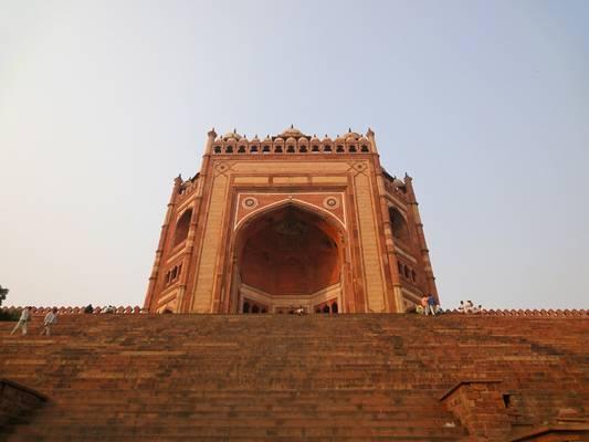 Mosque, Fatehpur Sikrim