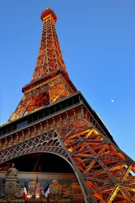Under The Paris Tower...