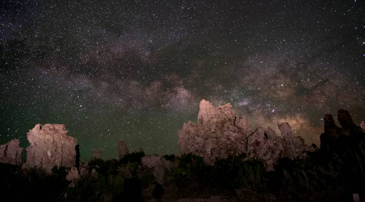 If the stars should appear but one night every thousand years how man would marvel and stare…