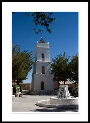Campanario de San Lucas -Tocano Bell Tower