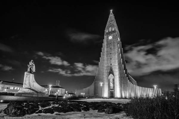 Iceland 2016 Hallgrímskirkja