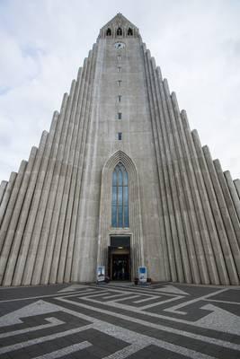 Iceland 2015 Hallgrimskirkja Reykjavik