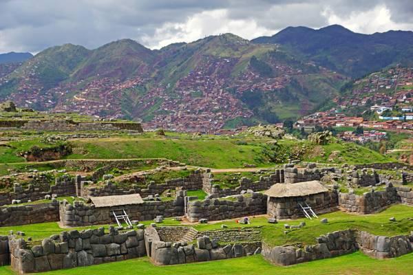 Polygonal masonry of Saksaywaman, Cuzco