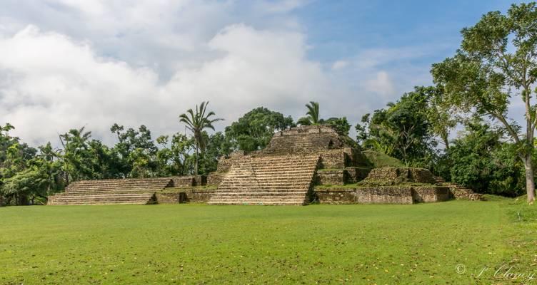 Altun Ha in Belize