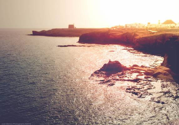 Playa Blanca. Lanzarote. Islas Canarias