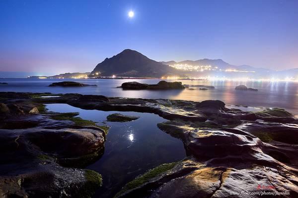 D5E_6807 明月夜  Moonlight night