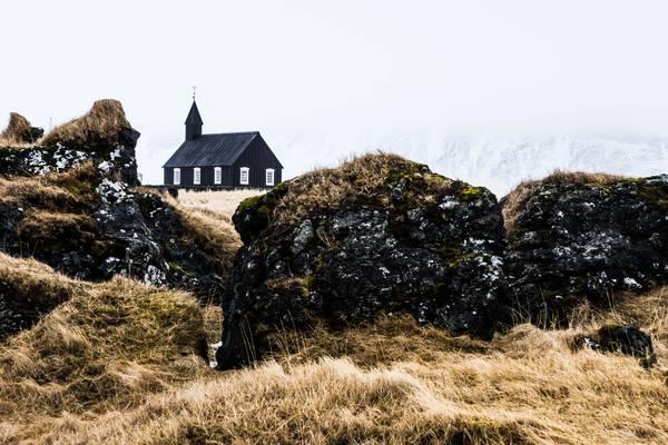 Búðir black church