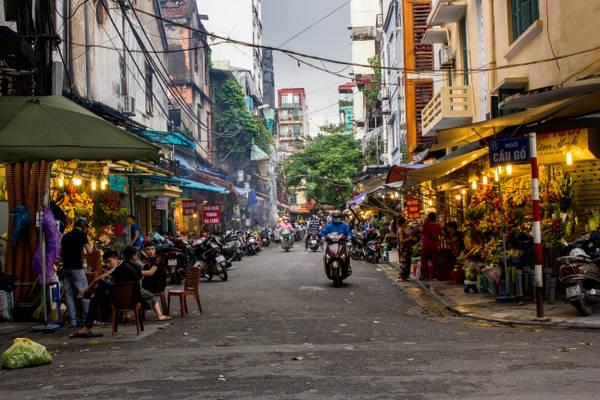 Old Quarter (Hanoi - Vietnam)
