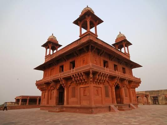 Mosque, Fatehpur Sikrim, Uttar Pradesh, India - फ़तेहपुर सीकरी, उत्तर प्रदेश, भारत