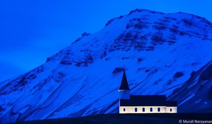Vík Church