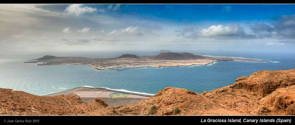 La Graciosa Island, Canary Islands (Spain)