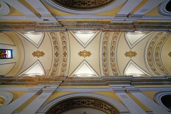Vault of San Juan Cathedral, Puerto Rico